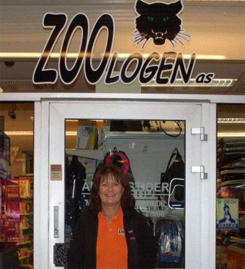 Inngang Zoologen